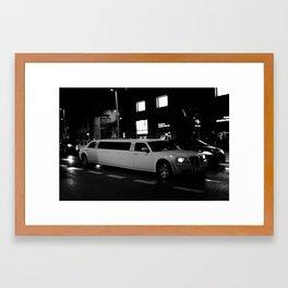 """""""Niiiiiiiiice"""" Framed Art Print"""