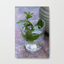 Refreshing - JUSTART © Metal Print