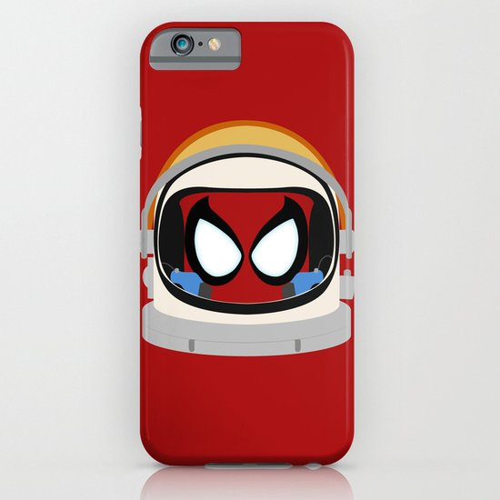 Spidey-Naut iPhone & iPod Case