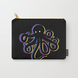 Octopus the Magician Carry-All Pouch