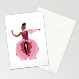 Pynk Minimalist: Janelle Monae & Tessa Thompson Stationery Cards