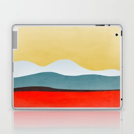 Abstract landscape 2 Laptop & iPad Skin
