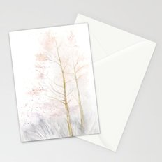 Memories of Winter Stationery Cards
