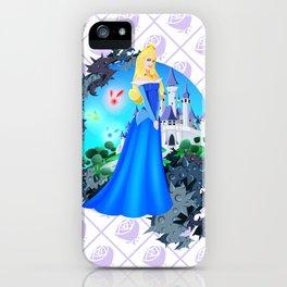 Team Blue Dress iPhone Case