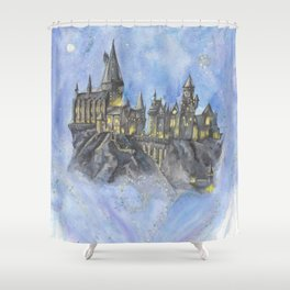 Until the Very End Shower Curtain