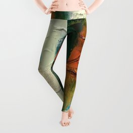 Attend to the Divine 1 Leggings