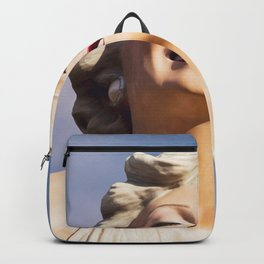 0243 Forever Marilyn - Seven Year Itch - Monroe Backpack