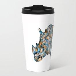 Rhino-no text Travel Mug