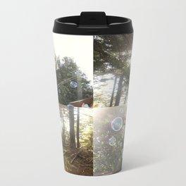 Wild Wonder Metal Travel Mug