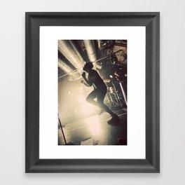 Kele Framed Art Print
