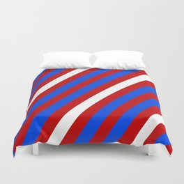 Made In Puerto Rico Duvet Cover