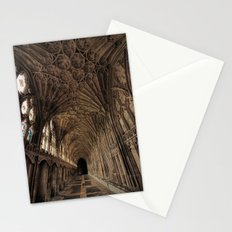 Echoes of silence Stationery Cards