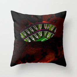 The Guangzhou Throw Pillow