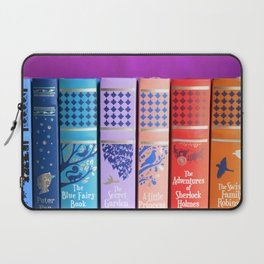 Classic Spines Laptop Sleeve