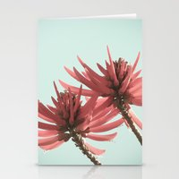 west coast Stationery Cards featuring West Coast Nature 2 by Leah M. Gunther Photography & Design