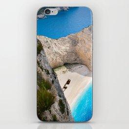 The Shipwreck iPhone Skin