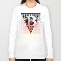 germany Long Sleeve T-shirts featuring bitcoin germany by seb mcnulty