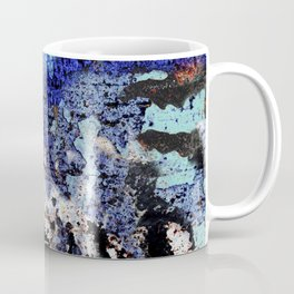 Abstract: Faces, Figures, Creatures & Stuff Coffee Mug