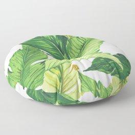BANANA JUNGLE Floor Pillow
