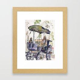 20140323 Plataran Antique Collection Framed Art Print