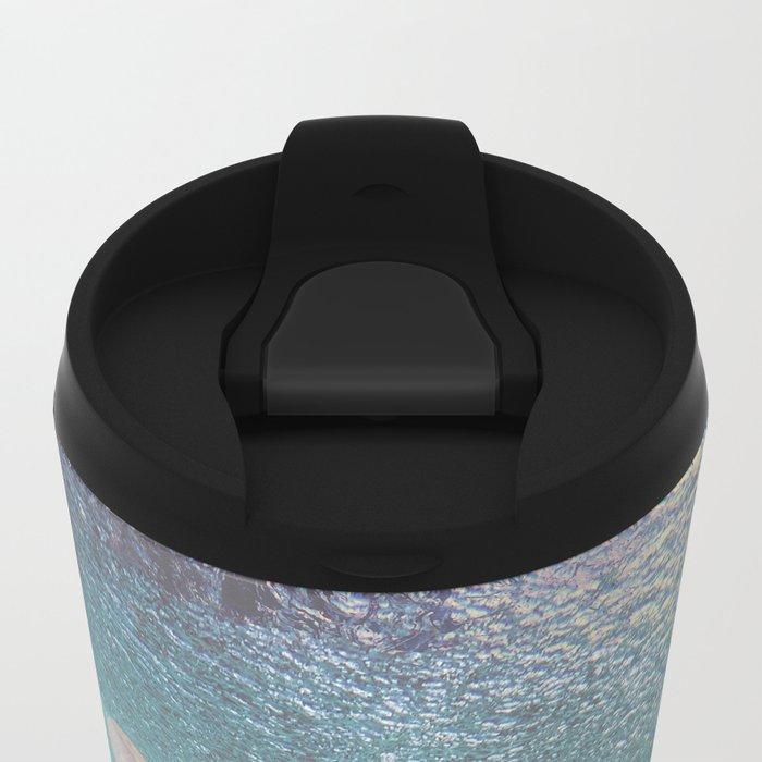 MENTALITY Metal Travel Mug