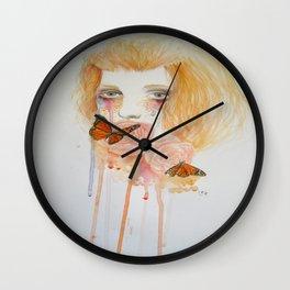 Wishing Wall Clock