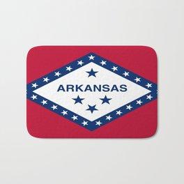 flag of arkansas-america,usa,The Natural State,Arkansan, Arkansawyer,Arkanite,Little Rock,Fort Smith Bath Mat