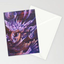 Heavy is the Form Stationery Cards