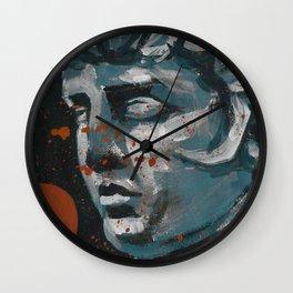 Antinous of Delphi Wall Clock