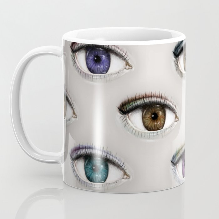 I ONLY HAVE EYES FOR YOU Coffee Mug