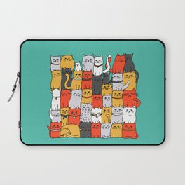 The Glaring - New Yorker Palette Laptop Sleeve