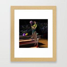 HTS Framed Art Print