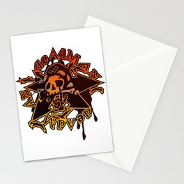 DEAD_MAN Stationery Cards