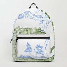 Six-Eyed Tree Dragon Backpack