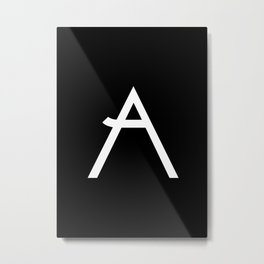 A-1 Metal Print