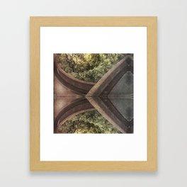 Embarkation Park Framed Art Print