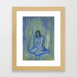 Perawan (Virgin) Framed Art Print