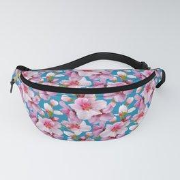 Sakura flowers Fanny Pack