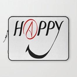 Happy Atheists Laptop Sleeve