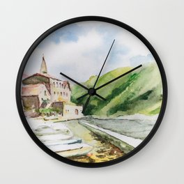 Kotor Wall Clock