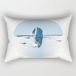 ice block Rectangular Pillow