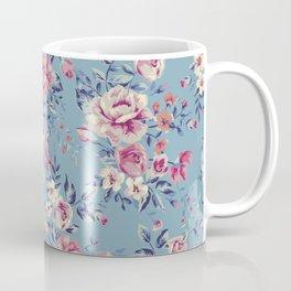 Floral Pattern 5.3 Coffee Mug