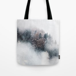 Mountain's Hideout Tote Bag