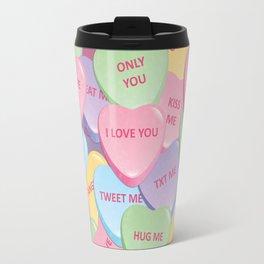 Valentine's candies Travel Mug