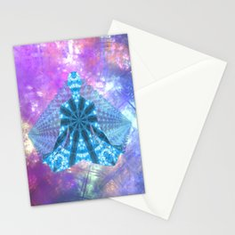 Parallel Existence Stationery Cards