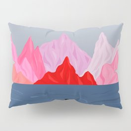 Within // Without Pillow Sham