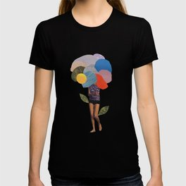 i dream of you amid the flowers T-shirt