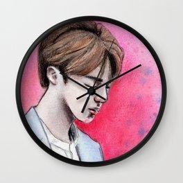 Jin | BTS Wall Clock
