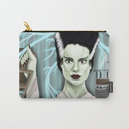The Bride of Frankenstein Carry-All Pouch