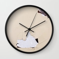 Peel Wall Clock